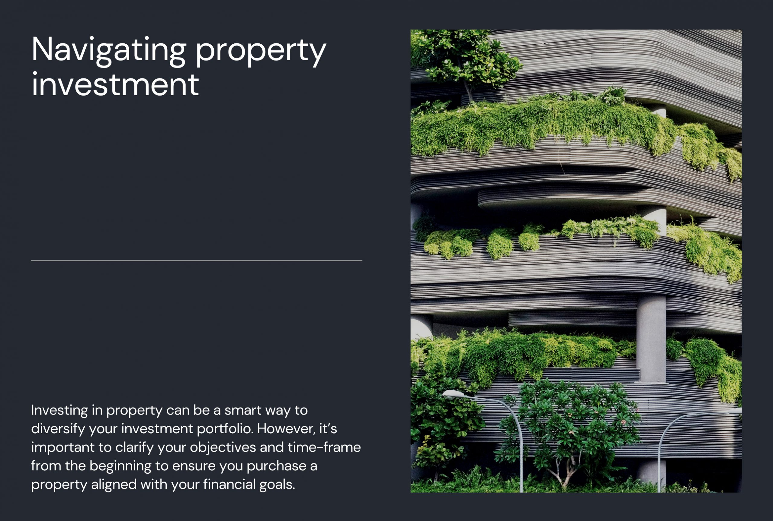 Buying an investment property? Here's what to consider